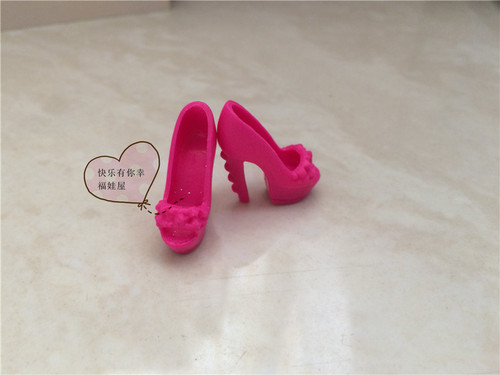 1/6 Doll shoes Single shoes, flat feet, sneakers, sandals, slippers flats for Barbie Doll shoes 1/6 9