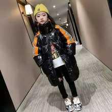 Одежда с хлопковой подкладкой для девочек новая зимняя одежда