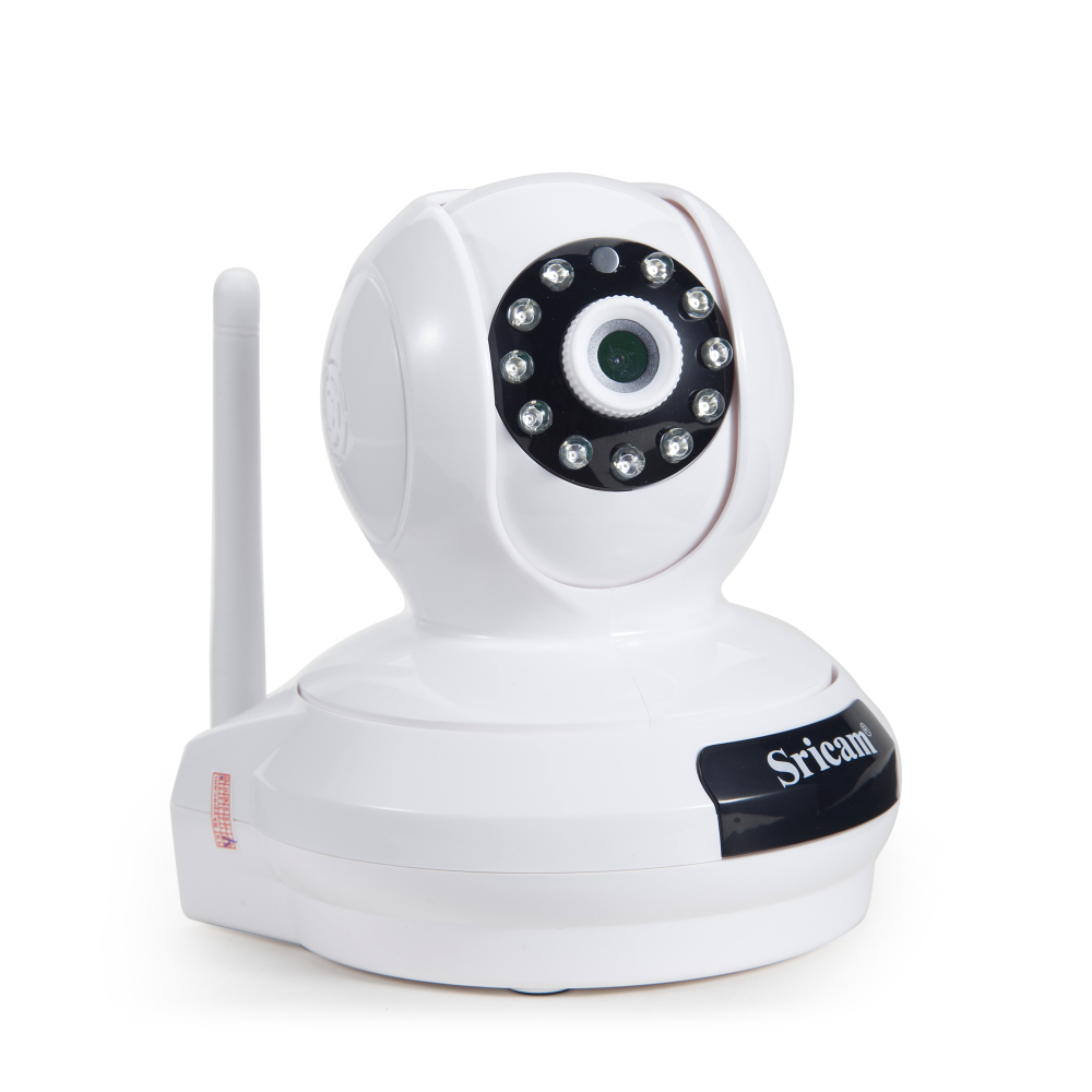 Sricam SP019 2.0 MP IP Camera 4X Zoom 1080P Indoor CCTV Wifi Camera Mini Smart Home 360° PTZ View Baby Monitor Two Way Audio