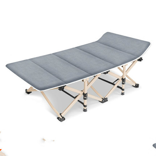 Folding Bed, Napping Bed, Single Bed, Office, Reclining Chair, Single Bed, Simple Bed, Military Bed, Portable Package Mail
