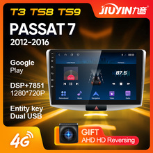 Video-Player Car-Radio Android Multimedia Volkswagen Passat Navigation No-2din for Type-C