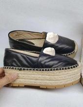 4 Colors Fashion Designer Women Shoes Ladies Comfortable Platform Espadrille Shoes Designer Espadrille 5.5 Cm Heel Height цена 2017