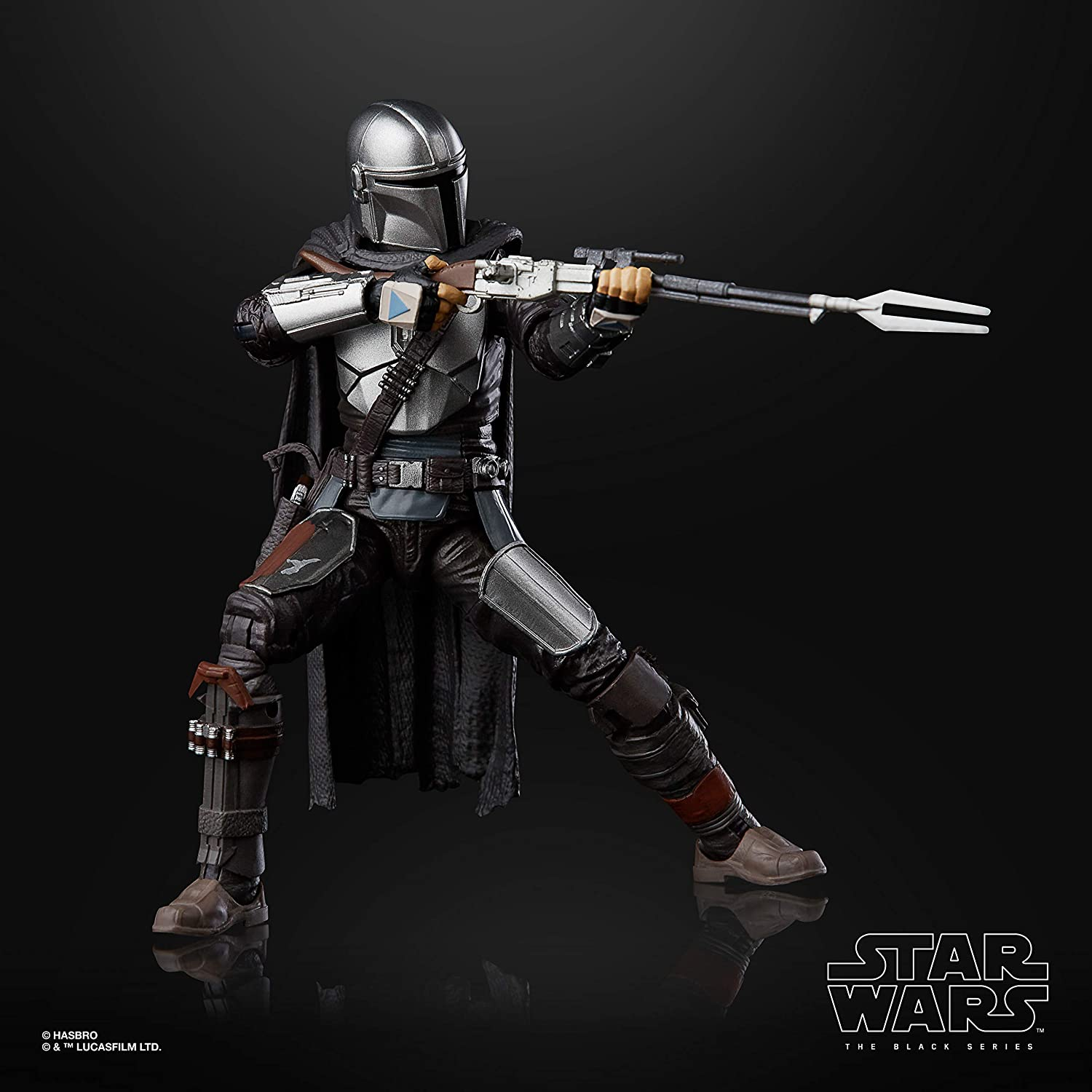 6inch Hasbro Star Wars Mandalorian anime action toy figures model toys for children With