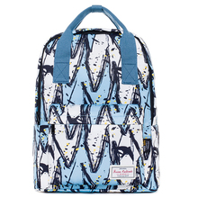 Original Brand New Design Famous School Bag for Girl Teenage Women Backpack Mochila Feminina Canvas Breathable Bookbag Soft & Comfortable Daypack Female Shoulder Bag Sac A Doc