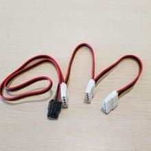 גרפיקה כרטיס 6Pin מתאם כדי 3 x 4Pin כוח כבל 18AWG עבור מחשב DIY 70cm