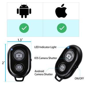Image 3 - Datafrog Camera Bluetooth Afstandsbediening Foto Ontspanknop Voor Ios/Android Camera Sluiter Selfie Afstandsbediening