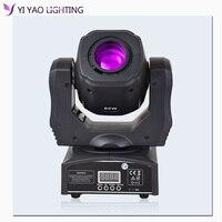 Luzes de dj 60 w mini led movente cabeça ponto feixe de luz movente cabeça gobo palco dj luz|Efeito de Iluminação de palco|Luzes e Iluminação -
