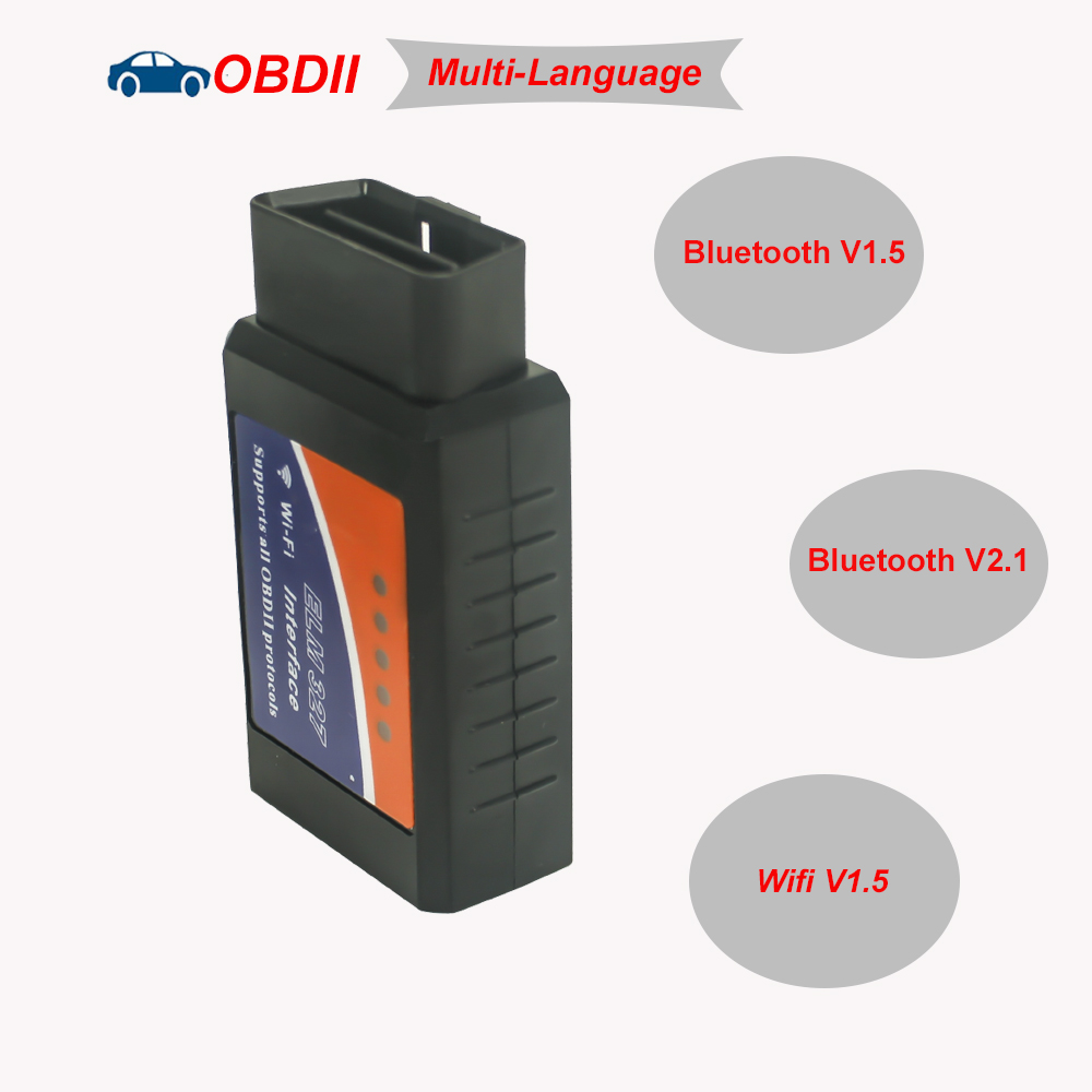OBD2 Auto Diagnose-Tool Bluetooth WIFI ELM327 Für Hyundai ix35 ix25 i30 i20 Sonate 2005 ELM327 Scanner