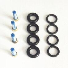 wholesale 4sets Fuel injector service kits for Peugeot 206 307 406 407 607 806 807 Expert 2.0/16V 1984E2 01F003A 01F002A 01F023 цена в Москве и Питере