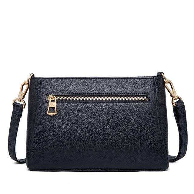 ZOOLER New Women Bag Female Shoulder Bag Handbag Women Famous brands Genuine Leather Bag Ladies Crossbody Messenger Bags #l111