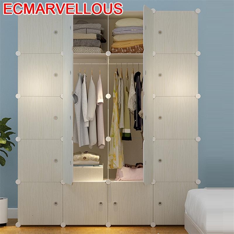 Mobilya Armoire Chambre Armadio Guardaroba Armario Ropero font b Closet b font Guarda Roupa Bedroom Furniture