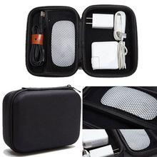 Жесткий чехол EVA для Apple Pencil Magic mouse Magsafe адаптер питания чехол для переноски