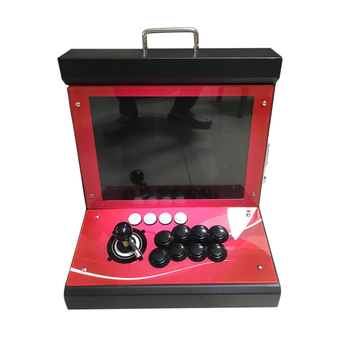 цена на 2020 Newest HD VGA output DIY arcade Video game machine consoles with 2500 in 1 multi game board Pandora's Box 9D made in China