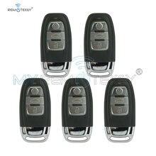 Remtekey 5 шт 8t0959754c 434 МГц 3 кнопки умный дистанционный
