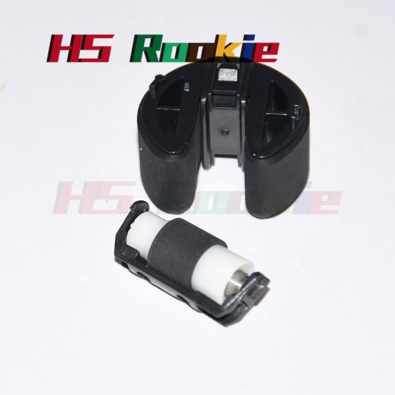 1sets CC430-67901 Pick Up Roller +separation Pad  For HP CM1312 CM1415 CM2320 CP1210 CP1215 CP1510 CP1515 CP1518 CP1525 CP2025