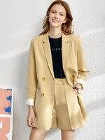 Autumn Solid blazer