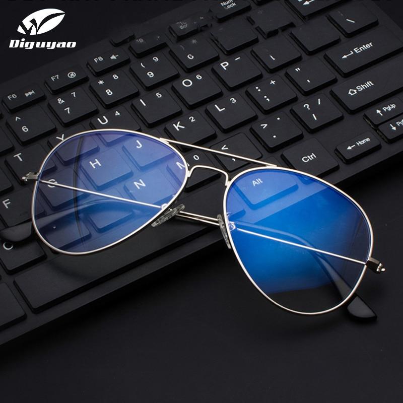 Мужские и женские компьютерные очки DIGUYAO, голубой светильник, фильтрующие очки, очки для ТВ игр, усталость, блокировка синего цвета