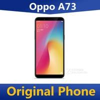 "In Stock Oppo A73 4G LTE Smart Phone 16.0MP Dual Camera GPS Snapdragon 660 Octa Core Fingerprint 6.0"" Screen 4GB RAM 64GB ROM 1"
