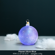 2019 New Dropship Nigjt Light Creative Astronaut Crystal Ball Decorative Lights 3d