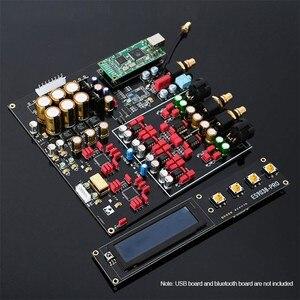 Image 1 - TztデュアルES9038PROデコーダボードdacボードdsd 384 18k/amanero usb/bluetooth 5.0ロスレス繊維同軸デコーダ