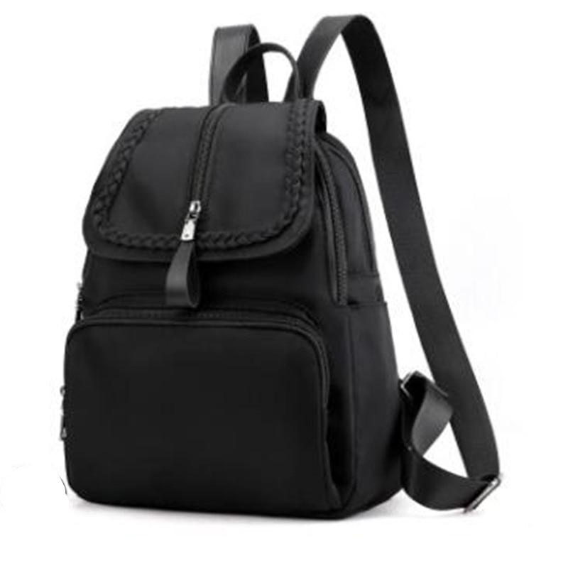 Backpack Women New Style Wild Large Capacity Travel Bag