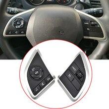 عجلة القيادة زر الصوت كروز سرعة التحكم التبديل ل ميتسوبيشي أوتلاندر 2013 2015 ميراج 2012 2015