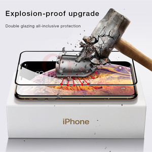 Image 3 - 200D szkło hartowane dla iphone 11 Pro 6 7 8 Plus osłona ekranu na iphone X XR XS MAX szkło ochronne na iphone 11 PRO MAX