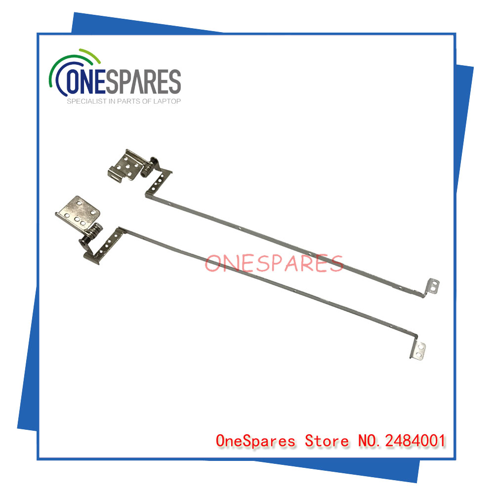 "New  LCD Left&Right Hinges For Toshiba Satellite C870 C870D C875 C875D L870 L875 S875 S870 L870D 17.3""  Series H000037550"
