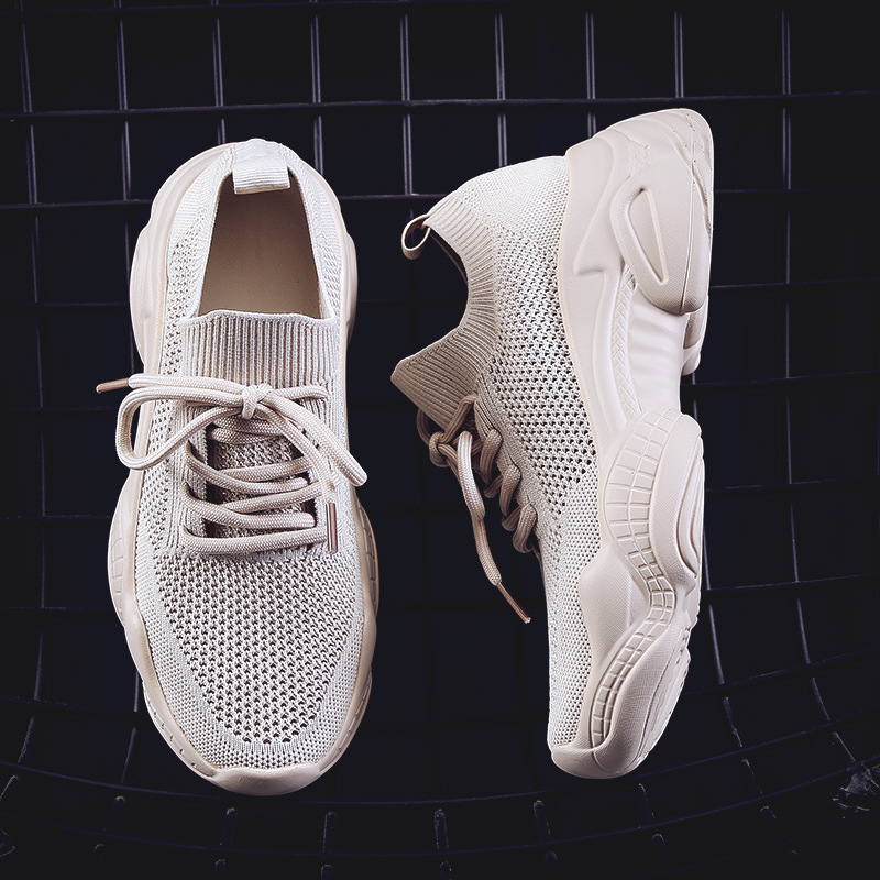 Mhysa 2020 Summer Casual Women Sneakers Mesh Breathable Shoes Platform Casual Shoes Thick bottom Women's vulcanized shoes L1384