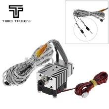 Два дерева сапфир S принтер MK8 экструдер J-head 3d принтер Часть Алюминиевый Экструдер для нити 1,75 мм Extrusora аксессуары