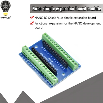 Плата адаптера терминала WAVGAT для Arduino N