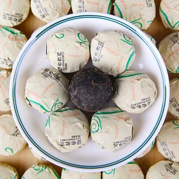 Chiny Yunnan zapachowa herbata Xiaotuo-herbata klej ryżowy pachnąca dojrzała herbata połączenie ziołowa herbata herbata kleisty Pu #8217 er-herbata 250g tanie i dobre opinie CN (pochodzenie)