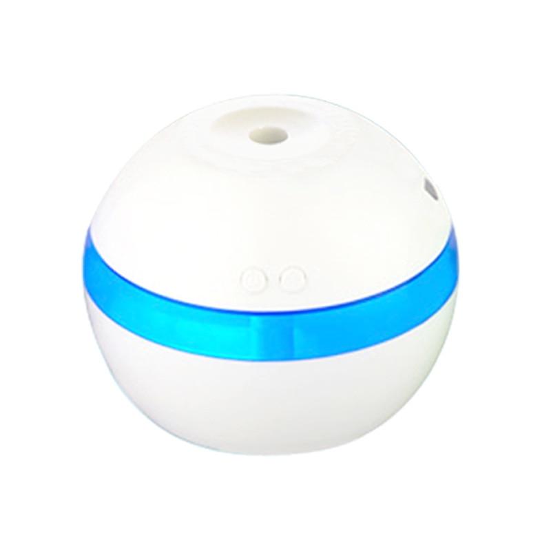 Portable Mini Usb Aroma Humidifier Diffuser Essential Oil Diffuser Air Purifier Mini Office Home Car 300Ml Hot