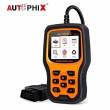 Autophix OM129 OBD2 Scanner Lesen Codes Auto Diagnose Scanner Überprüfen Motor Batterie Auto Code Reader OBD Werkzeuge