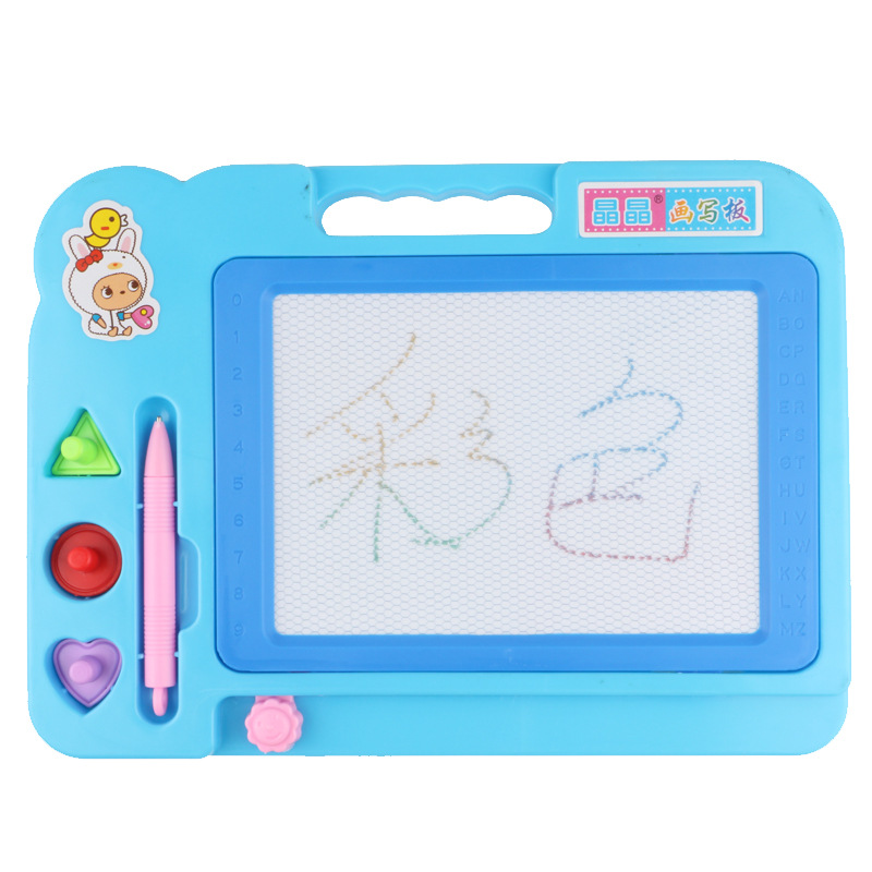 Not Dirty Handwritten Drawing Board Safe Non-toxic Baby Grow Up Happy Color Drawing Board Early Childhood Educational Toy