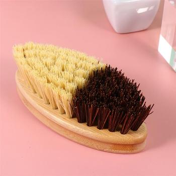 Wooden Sisal Hemp Brush Oilproof Cleaning Brush Pot Pan Dish Scrubber Kitchen Utensil Cleaner Bathroom Cleaning Tool 5