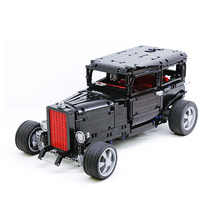 kids wall e robot toys 687pcs idea technic figures model building kits block bricks educational christmas toy birthday gifts18cm RC Ford Mustang 1932  Model Building Block Technic Racing City Car Bricks Toys for Kids