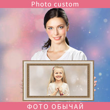 5d Diy diamond painting picture customization, personalized photo, diamond mosaic embroidery, customize your favorite picture