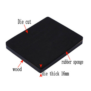 Image 5 - New horse Wooden die Scrapbooking C 301 4 Cutting Dies Compatible with most die cutting machines