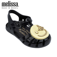 Mini Melissa Smiley Pigeon Girl Jelly Shoes Sandals 2020 NEW Baby Shoes