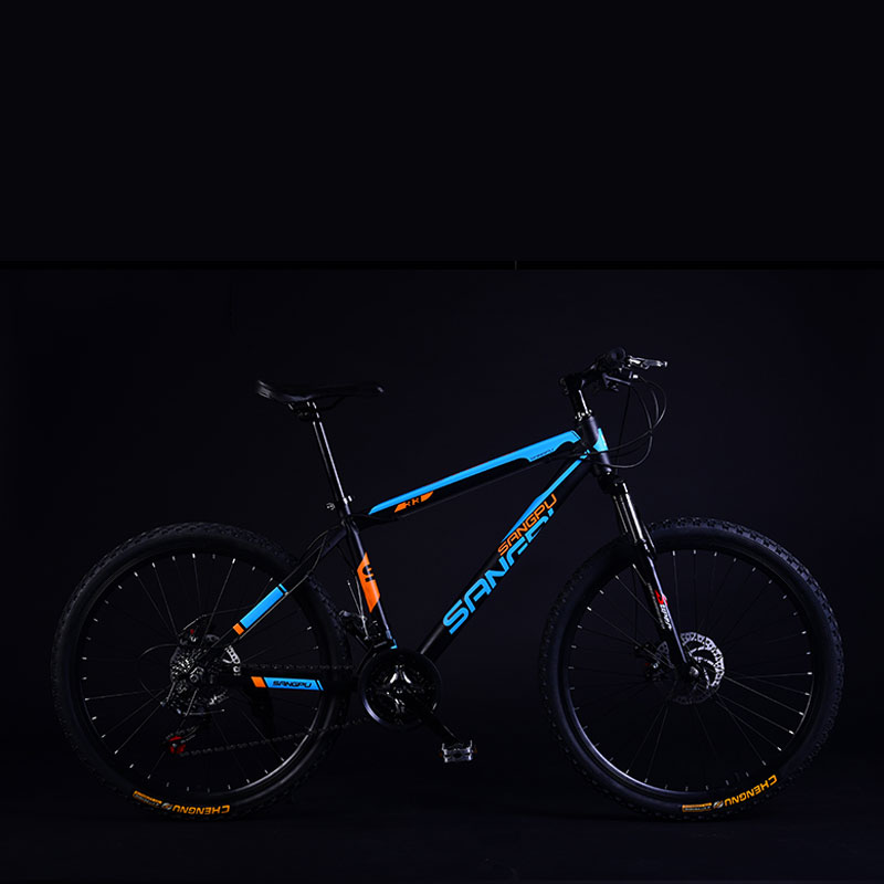Mountain Bike 26 Inch 21 24 27 Speed Shift Double Disc Brake Shock Absorber Adult Student Bicycle 2019 New