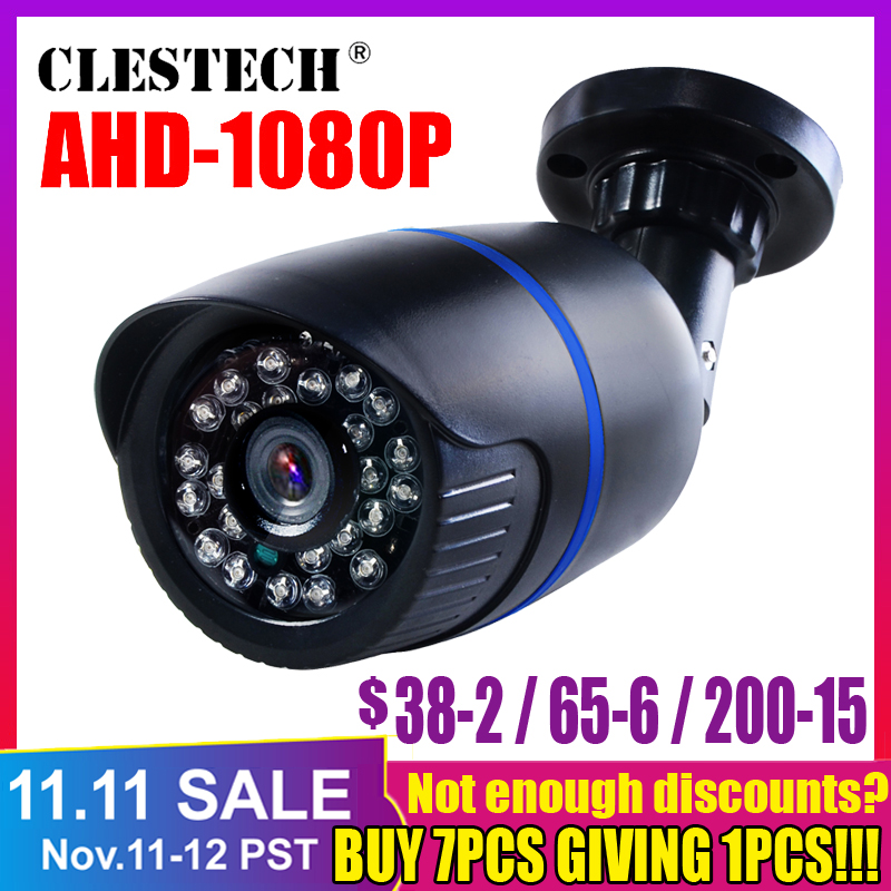 SONY IMX323 3000Tvl All FULL AHD CCTV Camera HD 720P/960P/1080P Digital Waterproof Outdoor Security Surveillance Have A Bracket