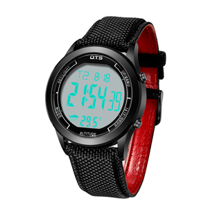 Image 4 - Ots Mannen Sport Horloges 30M Waterdichte Digitale Led Militaire Horloge Mannen Mode Toevallige Elektronica Horloge