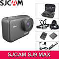SJCAM SJ9 MAX caméra d'action 4K WiFi 10m corps étanche DV 96683 1080P Full HD en direct Streaming 2.33 pouces écran extérieur SJ 9 Cam