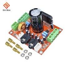 لوحة مكبر صوت رقمية TDA7850 ، 12 فولت تيار مستمر ، 4*50 واط ، BA3121 ، تقليل الضوضاء ، للسيارة ، مجموعة تركيب قائمة بذاتها