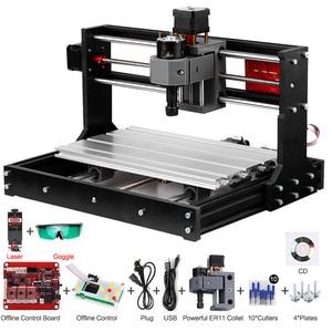 Image 1 - laser engraver CNC Laser Engraver CNC Laser Cutter Engraving Machine Laser Printer DIY 3 Axis Pcb Milling Machine