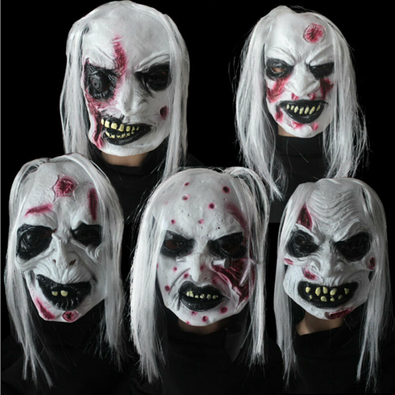 New Christmas Mask Party Mask The Purge Election Year Great Cosplay Halloween Scary Face Mask