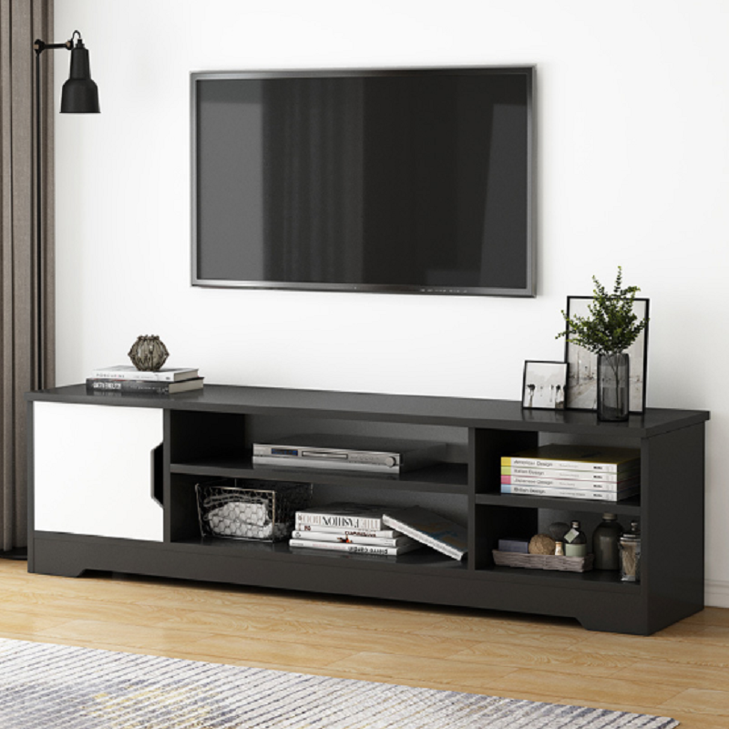 K-Star Entertainment Center Computer Monitor European Wood Table Living Room Furniture Mueble Meuble Tv Stand