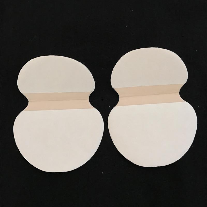 2pcs/set Underarm Armpit Sweat Pads Sticker Shield Absorbing Anti Perspiration Odour