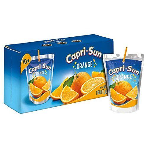 Capri-Sun Succo D'Arancia Bevande 10 X 200Ml